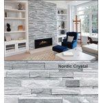 Série Nordic crystal • Pierre 6x24