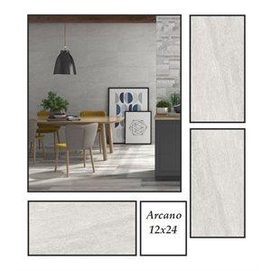 Série Arcano * 12x24 gris