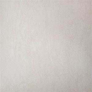 Série Concrete * 24x24 Blanc