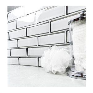 Série Lifestyle Crystal * 2x6 Brick