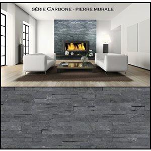Série Carbone * Pierre 6x24