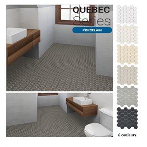 Série Québec * hexagone 2x2 mat