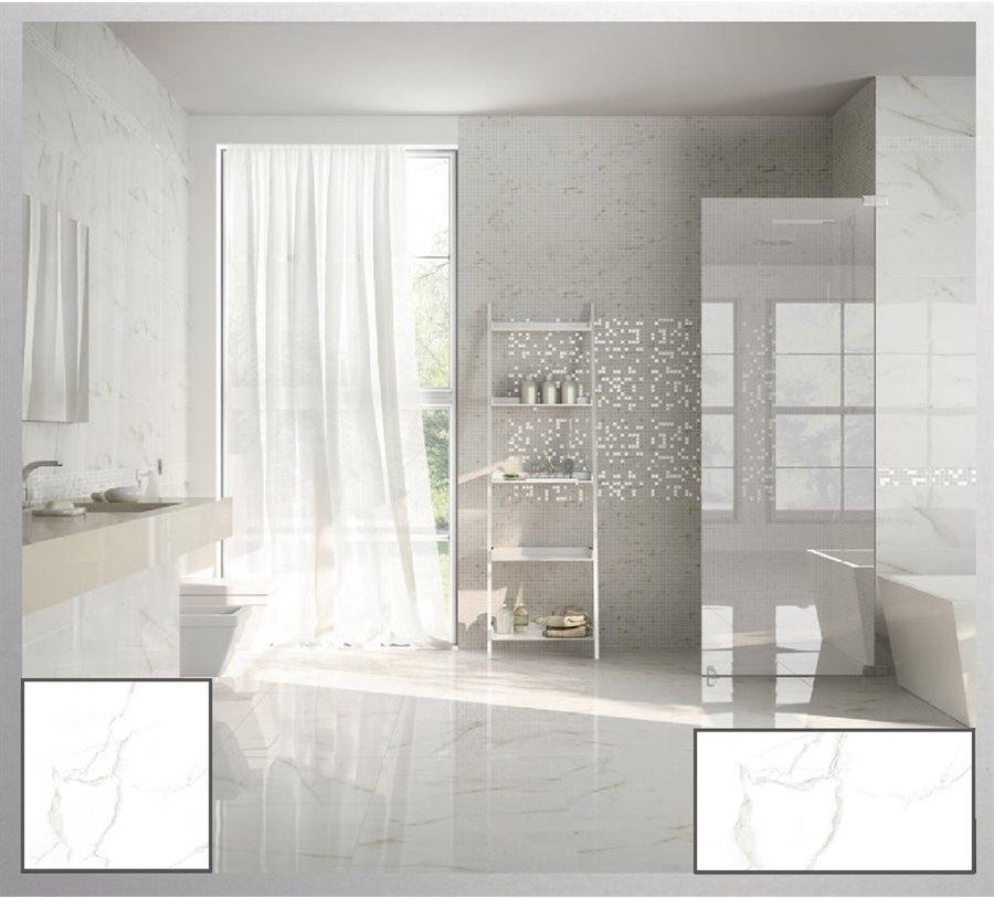 ceramique effet marbre salle de bain serie delicato